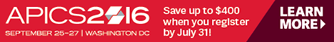 APICS Conference Banner Ad