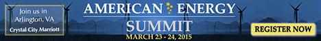 American Energy Summit Banner Ad