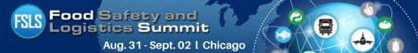 Food Safety & Logistics Summit Banner Ad