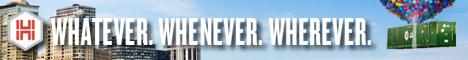 Hub Group Banner Ad