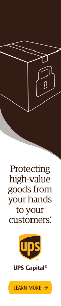 Protecting high-value goods from your hands to your customers'  – UPS Capital