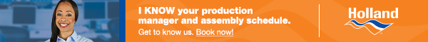 Holland Banner Ad
