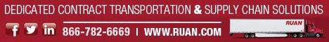 Ruan Banner Ad