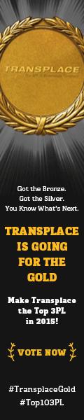 Transplace Skyscraper Ad