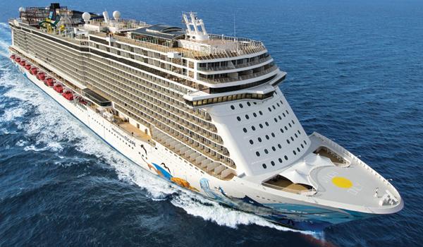 Cruise Control Inbound Logistics - Cruise ship supplies