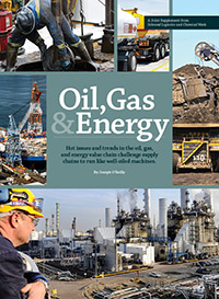 Oil, Gas & Energy: Down Goes the Boom Cover