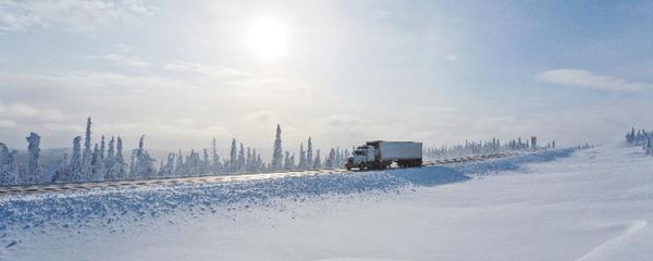 alaska airlines l100 hercules freight
