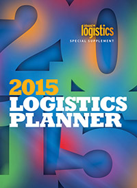 2015 Logistics Planner Cover