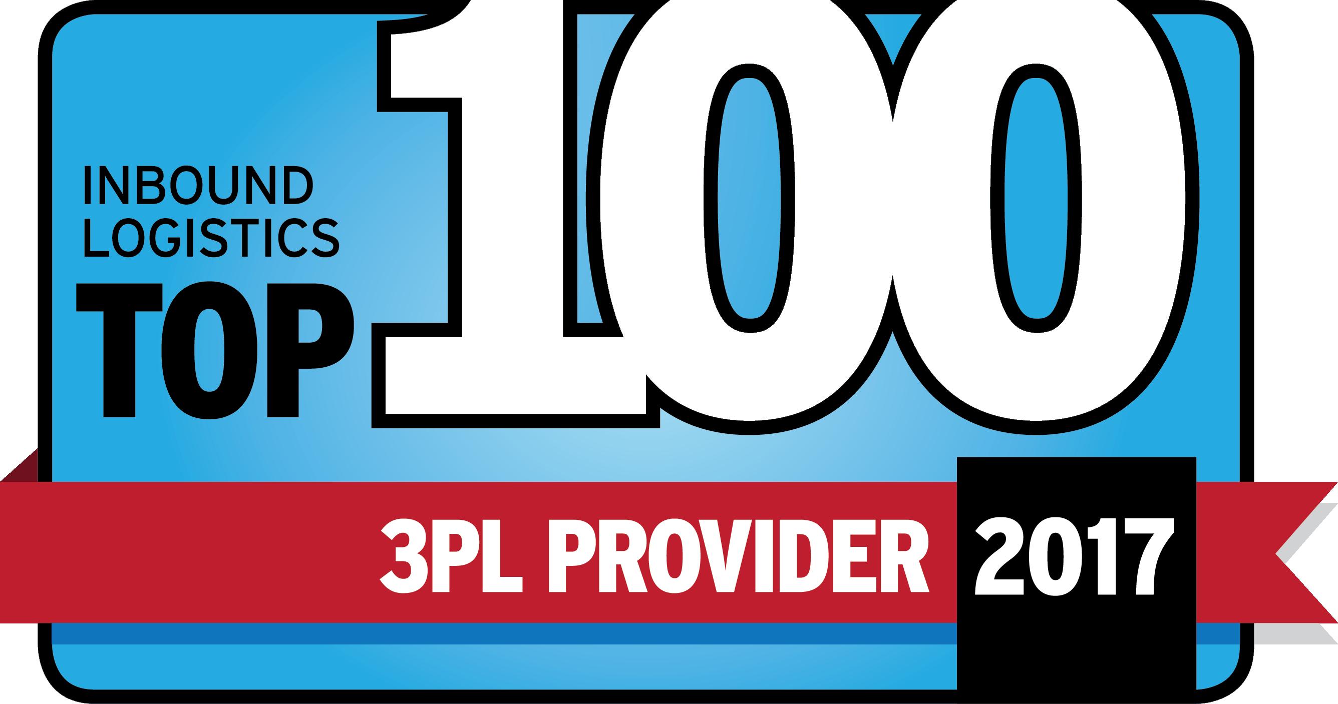 Vector Illustrator 11 MB Top 100 3PL Logo 2016