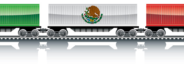 In Mexico, Rail is On a Roll - Inbound Logistics