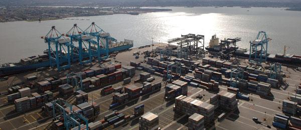 Port of Elizabeth