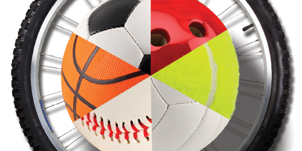 Sporting Goods Equipment ~ Sporting goods logistics keeping the ball rolling