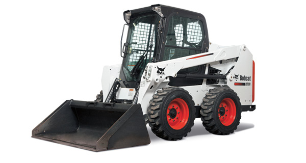 A Bobcat machine