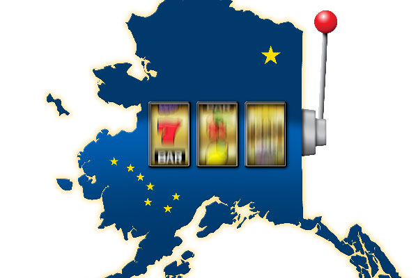 State of Alaska as a slot machine