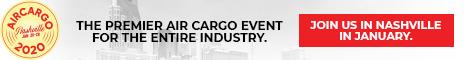 Air Cargo banner ad