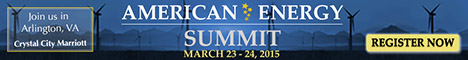 American Energy Summit Banner Ad