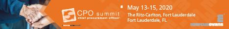 Chief Procurement Officer Summit banner ad