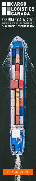 Cargo Logistics Canada banner ad