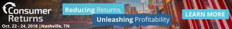 Consumer Returns banner ad