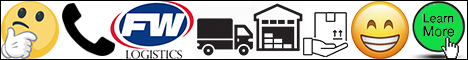 FW Warehouse Transportation banner ad