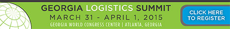 Georgia Logistics Summit Banner Ad