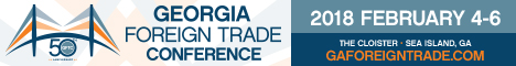 Georgia Foreign Trade Conference Banner Ad