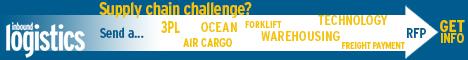 Inbound Logistics RFP banner ad