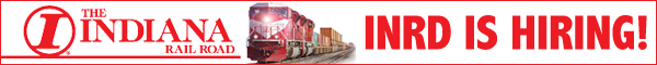 Indiana Railroad banner ad