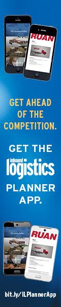 Inbound Logistics Skyscraper Ad