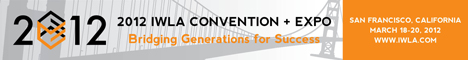 IWLA Convention and Expo Banner Ad