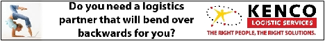 Kenco Logistics Group Banner Ad