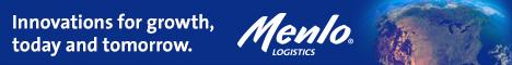 Menlo Logistics Banner Ad