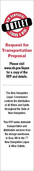 NH Liquor Commission Skyscraper Ad