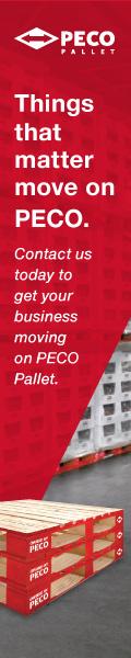 PECO Pallet Skyscraper Ad