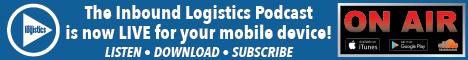 Inbound Logistics Podcast Banner Ad
