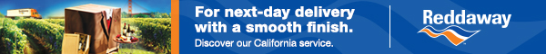 Reddaway California Banner Ad