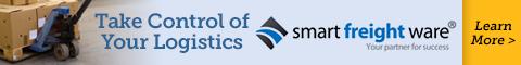 Smart Freightware Banner Ad