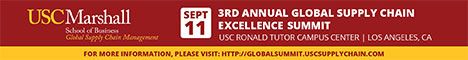 USC Global Summit Banner Ad