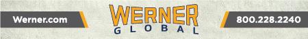 Werner Banner Ad