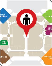 Location Mall Map