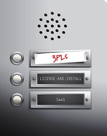 Door Buzzer for 3PL