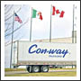 Conway truck shipping to North America for Siemens