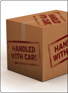Handle With Care Box