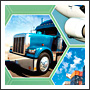 Logistics transportation handled by a freight forwarder
