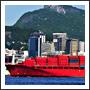 Freight Oceanliner in Brazil
