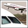 Flying Cargo Plane