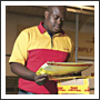 DHL Warehouse Worker