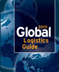 Inbound Logistics Global Guide 2010 cover image