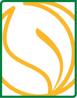 Green 75 Leaf Logo