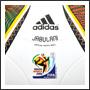 Adidas Jabulani Soccer Ball